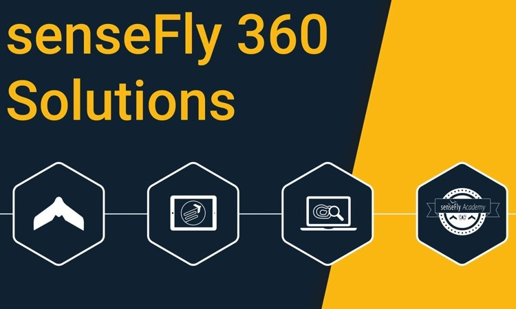 senseFly 360 Survey Solutions